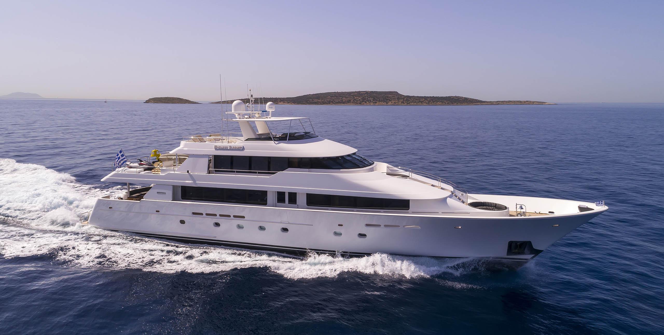 Endless Summer Athens Yachts